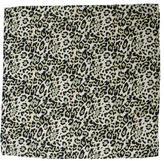 Derek Lam Leopard Print Silk Scarf
