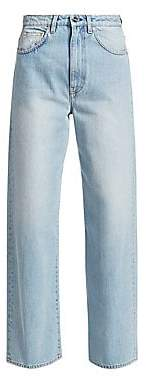 Totême Women's Flair Wide-Leg Jeans