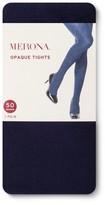 Merona Women's 50D Opaque Xavier Navy Tights