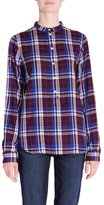 Vanessa Bruno Ermanno Plaid Top Carreaux