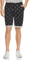 Sovereign Code Surf City Anchor Print Regular Fit Shorts - 100% Exclusive