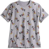 Disney Mickey Mouse Allover Tee for Men