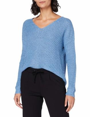 JDY Women's JDYNEW Megan L/S Pullover KNT NOOS Sweater