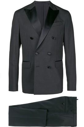 DSQUARED2 Satin Lapel Two Piece Suit