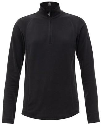 Bogner Madita Zipped High-neck Fleece Base-layer Jacket - Black