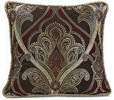 """Croscill Bradney 18"""" Square Decorative Pillow"""