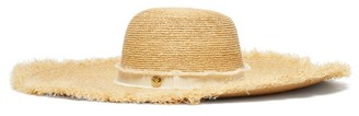 Heidi Klein Cape Elizabeth Wide-brim Straw Hat - Beige