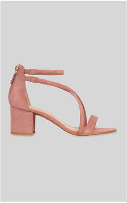 Marquelle Strappy Suede Sandal