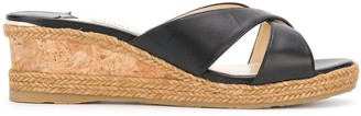 Jimmy Choo Panna slip-on sandals