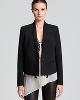 Helmut Lang Jacket - Form Suiting One Button