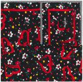 Marc Jacobs floral-print scarf
