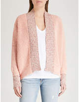 Zadig & Voltaire Slouchy cotton-blend cardigan