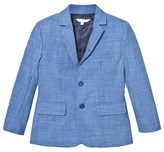 Little Marc Jacobs Blue Suit Jacket