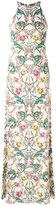 Roberto Cavalli floral print dress - women - Spandex/Elastane/Viscose - 44