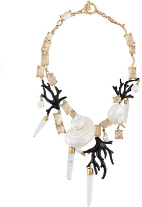 Goossens Tribute shell necklace
