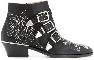 Chloé Susanna studded boots