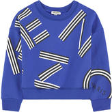 Kenzo Mini Me graphic sweatshirt