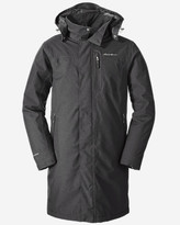 Eddie Bauer Men's Mainstay Insulated Trench Jacket