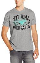 Hot Tuna Men's Aussie Rules Short Sleeve T-Shirt