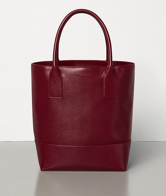 Bottega Veneta Medium Tote In Printed Calf