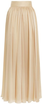 Zimmermann Silk Maxi Skirt