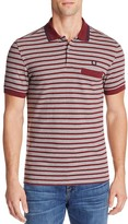 Fred Perry Classic Stripe Piqué Slim Fit Polo Shirt - 100% Bloomingdale's Exclusive