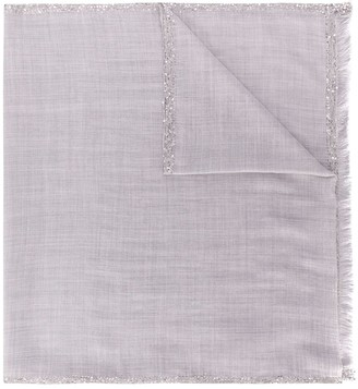 Fabiana Filippi Sequined Knit Scarf