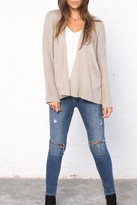 Wooden Ships Dana Ribbed Cardigan