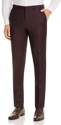HUGO Birdseye Extra-Slim-Fit Suit Pants