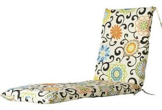 Latitude Run Indoor/Outdoor Chaise Lounge Cushion