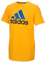 adidas Boys' Clima Performance Logo Tee - Big Kid
