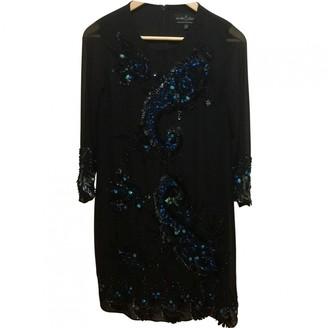 Needle & Thread Black Dress for Women