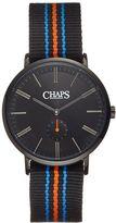 Chaps Men's Dunham Reversible Watch