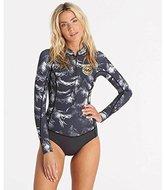 Billabong Women's Surf Capsule Neoprene Salty Days Long Sleeve Wetsuit Swimsuit