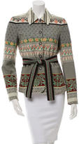 Etro Long Sleeve Jacket
