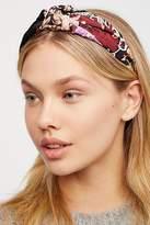 Free People Scarf Print Headband