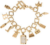 Burberry Charm Bracelet Watch