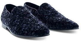 Robert Graham Men's Rodin Paisley Slip On Dress Shoes