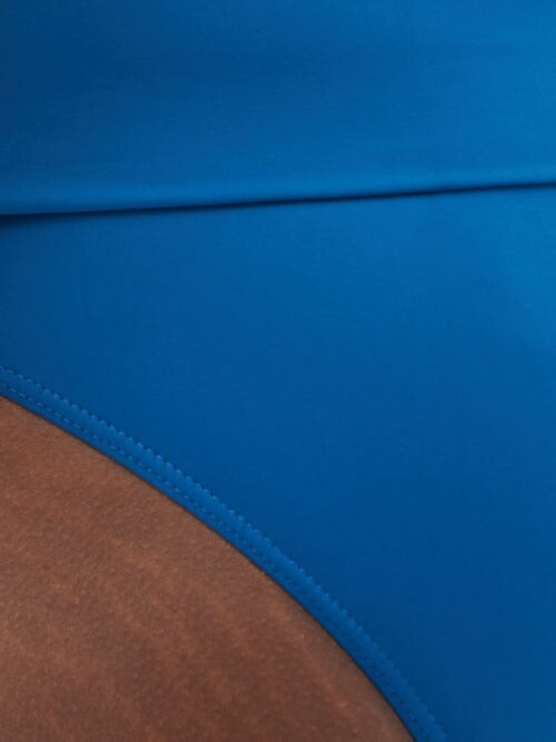 Thumbnail for your product : MAX MARA BEACHWEAR Tamigi Bikini Briefs - Blue