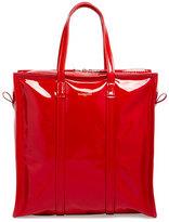 Balenciaga Bazar Extra-Small Patent Tote Bag