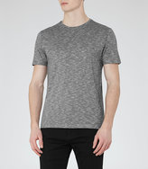 Reiss Peaky Patterned T-Shirt