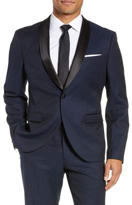 Calibrate Extra Trim Fit Shawl Dinner Jacket