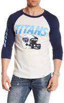 Junk Food Clothing Tennessee Titans Raglan Tee