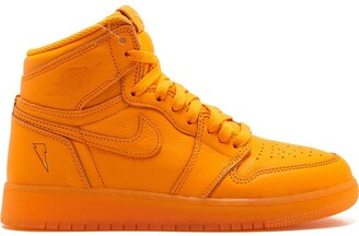 Nike Kids Air Jordan 1 Retro hi-top sneakers