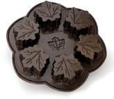 Nordicware Bronze Maple Leaf Cakelet