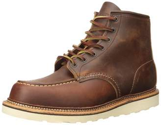 "Red Wing Shoes 1907 Moc 6"" Boot"