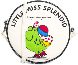 Olympia Le-Tan Olympia Le Tan Canvas Little Miss Splendid Round Crossbody, Never Carried