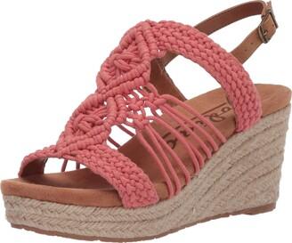 Zodiac Women's Palm Sandal