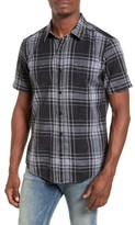 Hurley Men's Archer Plaid Shirt