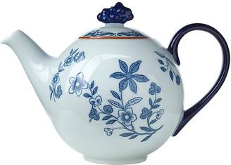 Iittala Ostindia Teapot - Blue/White